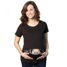 Baby T-shirts For Pregnant Women